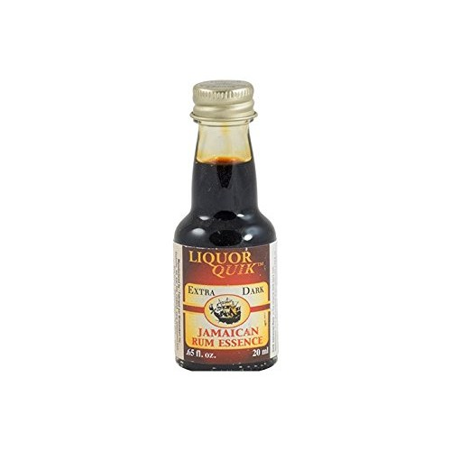 Liquor Quik Essence - Dark Rum - 20 mL