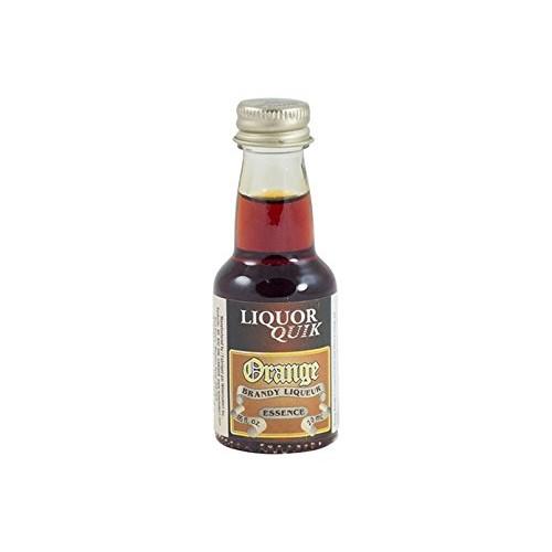 Liquor Quik Essence - Orange Brandy - 20 mL