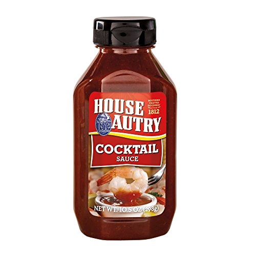House Autry Cocktail Sauce, 10.5 oz Pack of 2