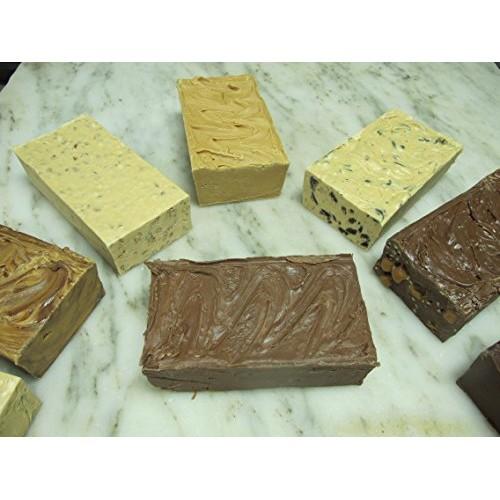 Handmade Fudge 5 Lb. Loaf German Chocolate