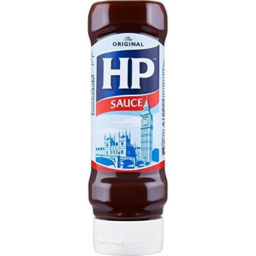 HP Original Sauce Top Down 450g