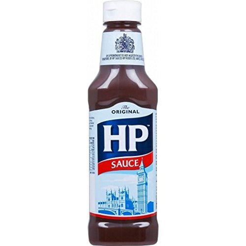 Hp Sauce Sqeezy 425g Pack of 6