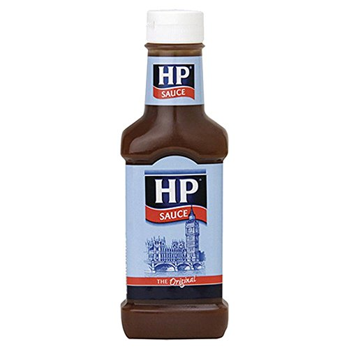HP Brown Sauce Handy Pack - 285g - Pack of 2 285gs x 2