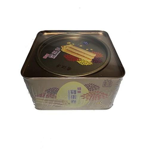 Hua Xiang Yuan Country Egg Rolls 香江亭鸡蛋卷 48pc