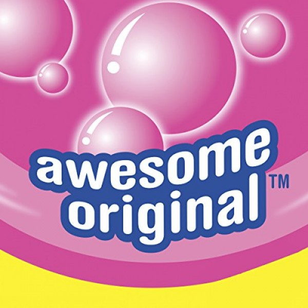 Hubba Bubba Gum Awesome Original Bubble Gum Tape, 2 Ounce Pack ...