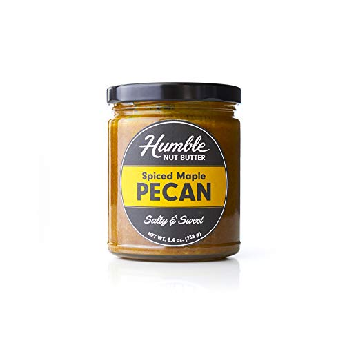 Humble Nut Butter | Spiced Maple Pecan Butter | slightly Sweet N...