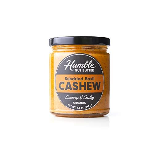 Humble Nut Butter   Sundried Basil Cashew Butter   Savory   Fair...