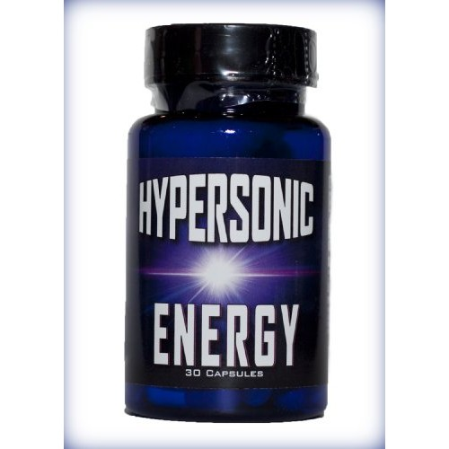 Hypersonic Energy - Get Unbelievable Energy and Supercharge Your...