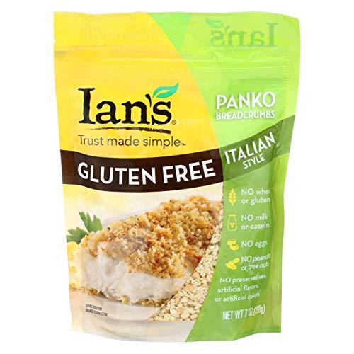 Ians Natural Foods Breadcrumb Italian Gf