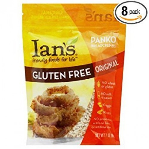 Ians Original Panko Breadcrumbs, 7 Ounce - 8 per case.