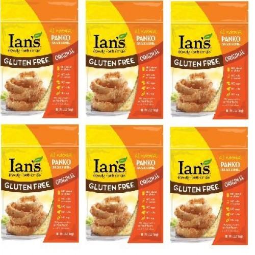 Ians Natural Foods Breadcrumb Panko Gf Org