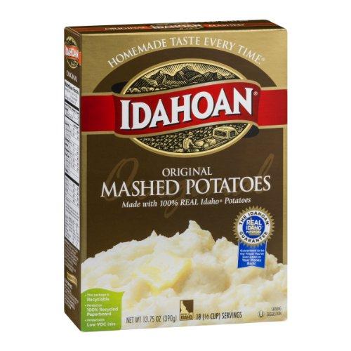 Idahoan Original Mashed Potatoes 13.75