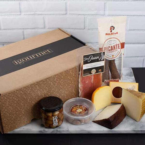 A Little Bit of Spain in Gift Box 3.12 pound