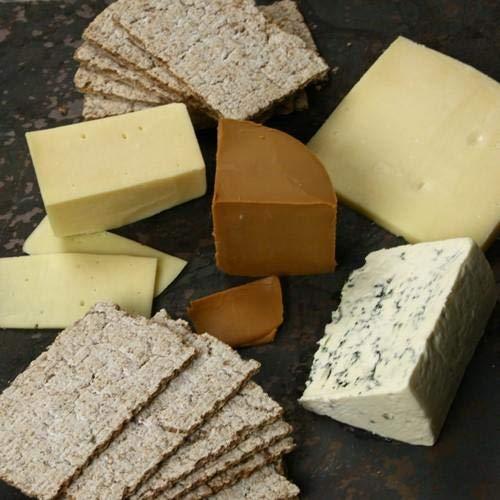 Scandinavian Cheese Assortment 2.2 pound