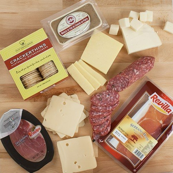 Essential Cheese and Charcuterie Assortment 3.05 pound