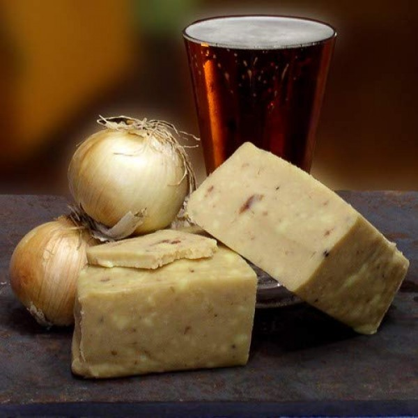 igourmet English Cheddar Cheese with Caramelized Onions - Pound ...