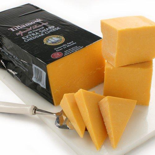 igourmet Tillamook Special Reserve Extra Sharp Cheddar 7.5 ounce