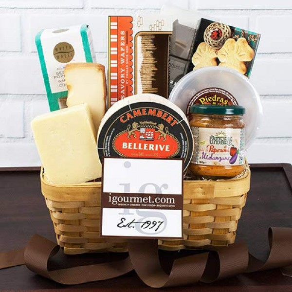 International Connoisseur Gift Basket