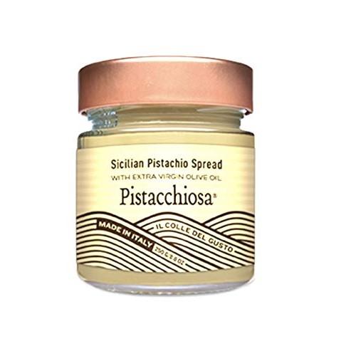 Il Colle Del Gusto Sicilian Pistachios Spread with Extra Virgin ...