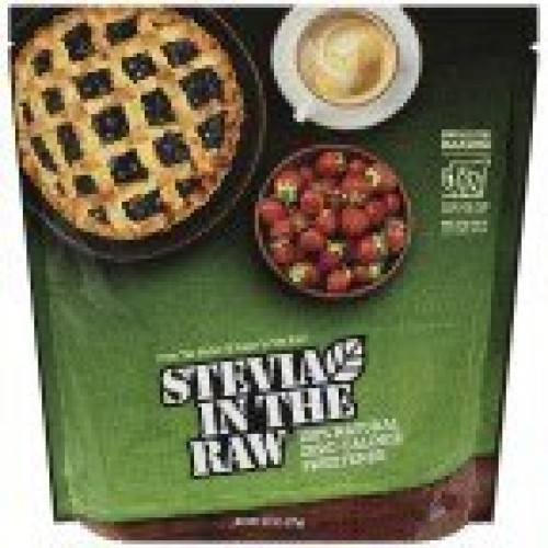 Stevia In The Raw Sweetener, 9.7-Ounce Bakers Bag Pack of 6