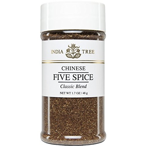 India Tree Chinese Five Spice, 1.7 oz Pack of 3