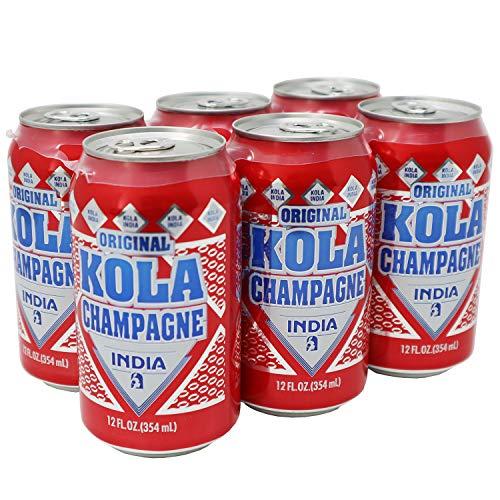 India Kola Champagne - Puerto Ricos Original Kola - 12 fl oz S...