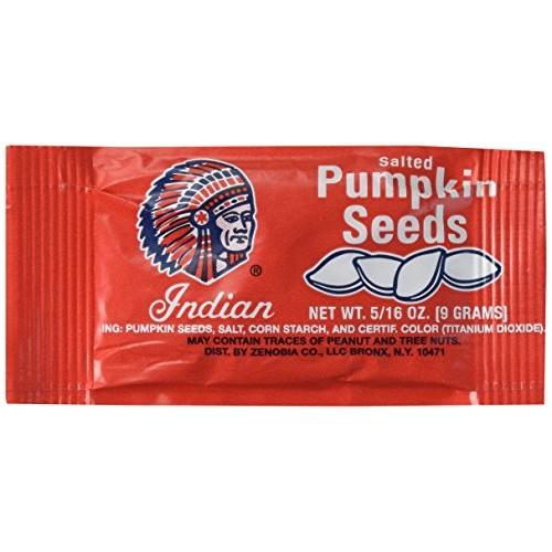 Indian Pumpkin Seeds - 5/16 oz 72 pack