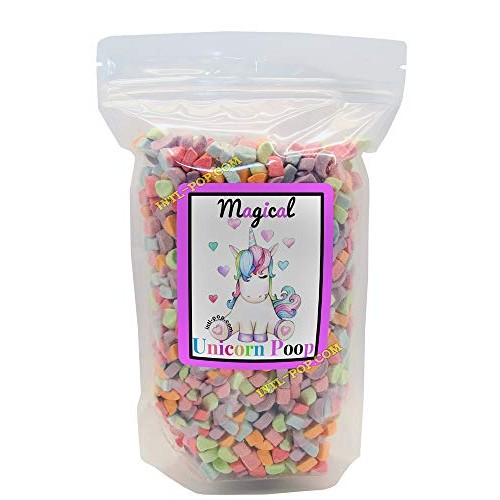 Unicorn Poop Candy - Makes a great gift! 1.25lb dehydrated cerea...