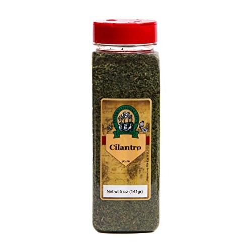 International Spice Premium Gourmet Spices- CILANTRO FLAKES: 5 oz
