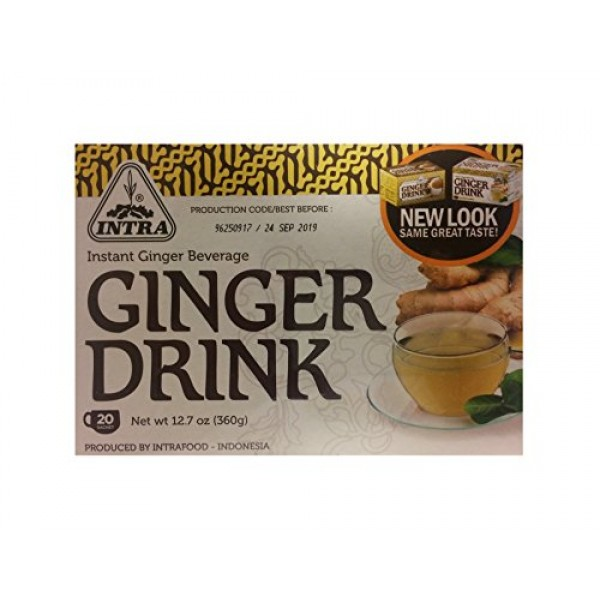 Intra Instant Ginger Tea Drink