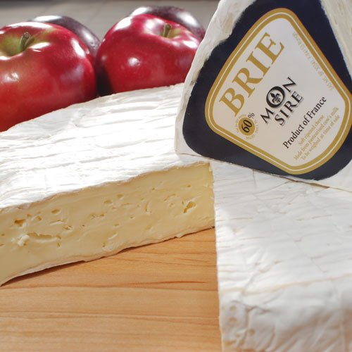 French Cheese Brie Mon Sire 2.2 lb.