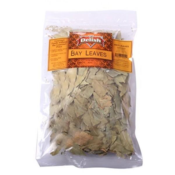 Bay Leaves All Natural by Its Delish, 1 lb 16 oz bulk bag