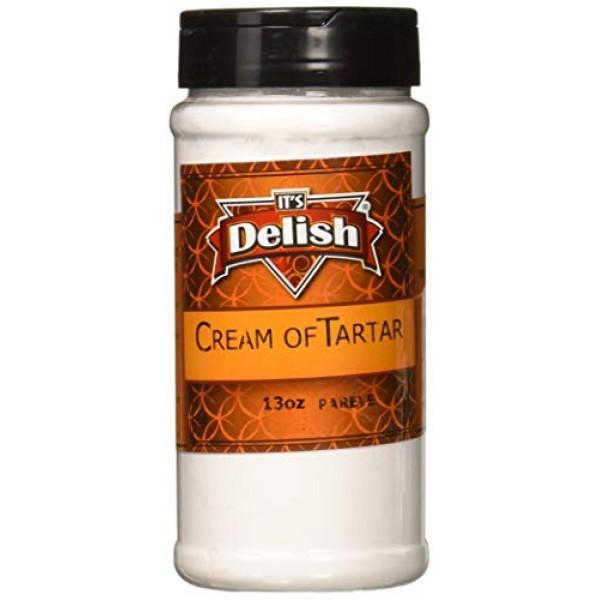Its Delish Cream of Tartar, 13 Ounce