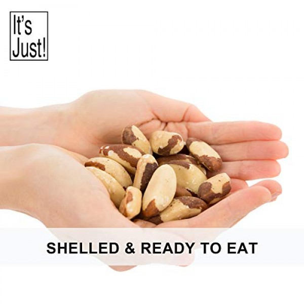 Its Just - Pea Protein Powder, Ultra Smooth Texture, Unflavored...