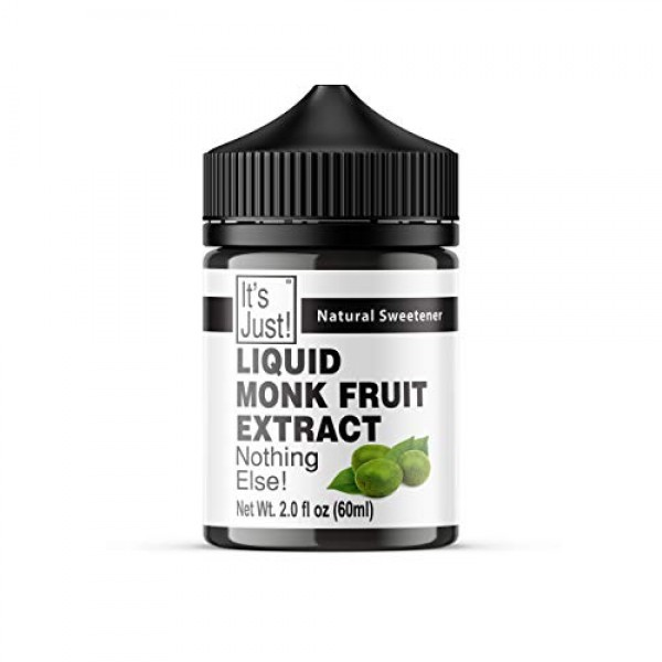 Its Just - Liquid Monk Fruit Extract, Nothing Else, Keto Friend...