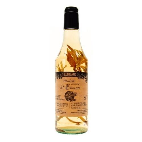 Jean LeBlanc French gourmet Tarragon Vinegar 16 oz large bottle