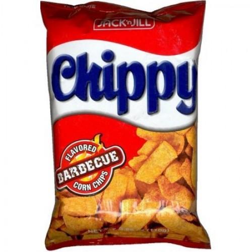 Jack n Jill Corn Chips Barbecue 3.88 Oz