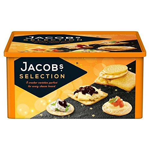 Jacobs Biscuits for Cheese - 900g 1.98lbs