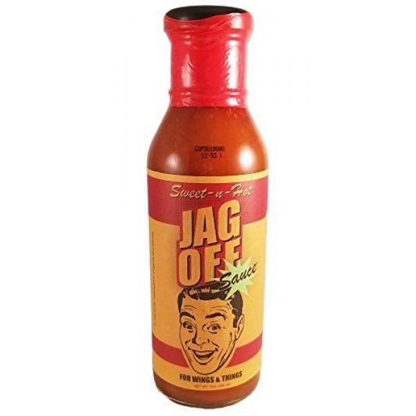 Jagoff Sauce and Marinade Variety Gift Pack Gourmet Sauces of Pi...