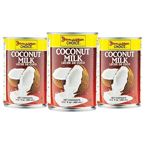 Jamaican Choice Coconut Milk 13.5oz 3pk