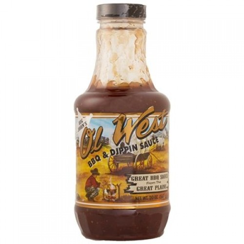 Big Johns Ol West BBQ & Dippin Sauce - Case Pack