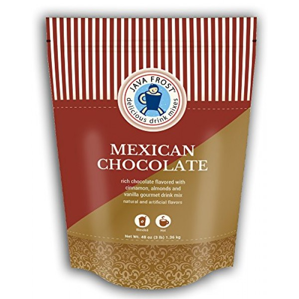 Mexican Chocolate Drink Mix - 3 LB Bag