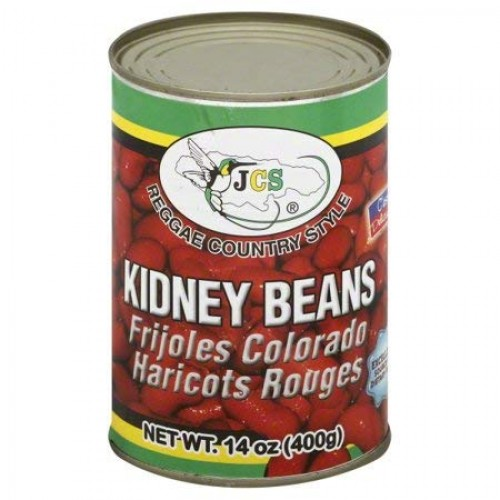 JCS Kidney Beans 14 oz 1 can
