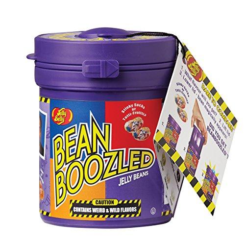 Jelly Belly BeanBoozled Mystery Bean Jelly Bean Dispenser, 4th E...
