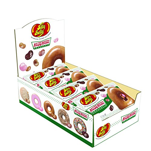 Jelly Belly Krispy Kreme Doughnuts Jelly Beans, Assorted Doughnu...