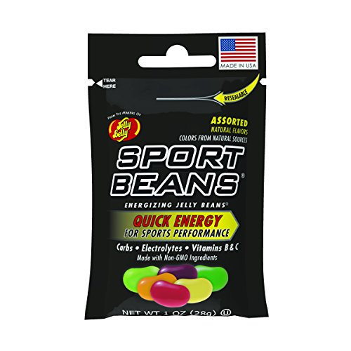 Jelly Belly Sport Beans - Energizing Jelly Beans - Assorted Flav...