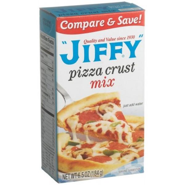 Jiffy Pizza Crust Mix, 6.5 oz