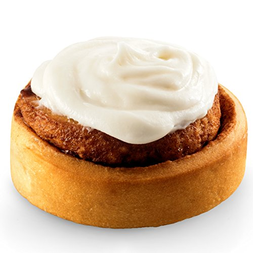 Cinnamon Rolls with Cream Cheese Icing 18 pack