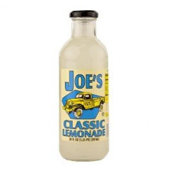 Joe Tea Classic Lemonade 20 oz. 12 Bottles