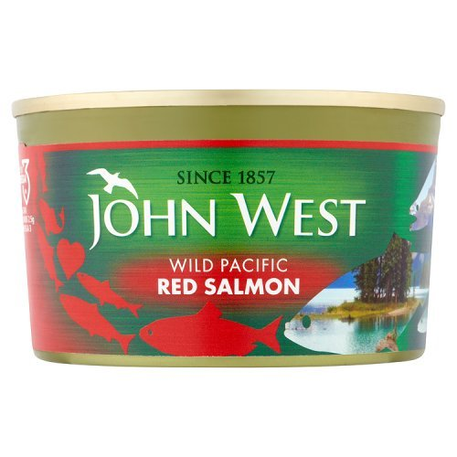 John West Wild Pacific Red Salmon, 213 g